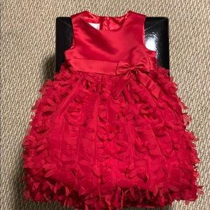 ❣️Red 3T Holiday Dress❣️